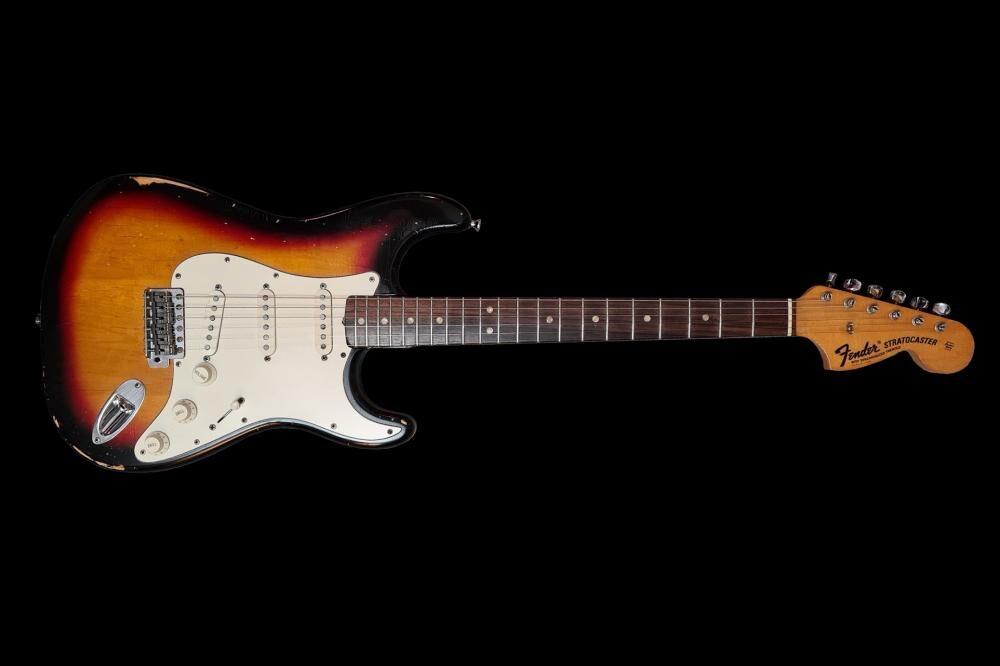 Fender Stratocaster (#433)