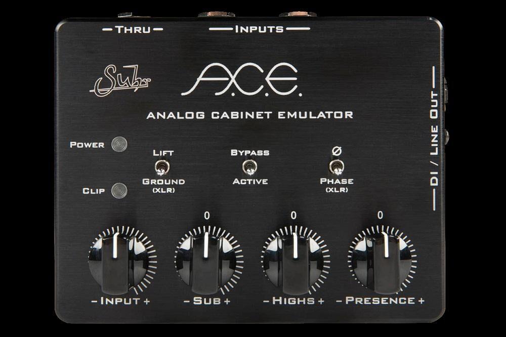 Suhr Analog Cabinet Simulator A.C.E.
