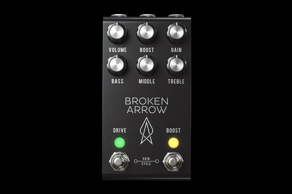 Jackson Audio Broken Arrow V2