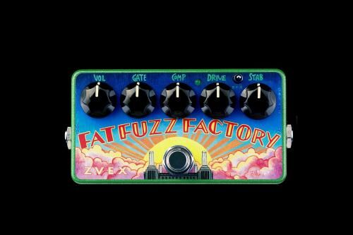 Z. Vex Fat Fuzz Factory (Vexter)
