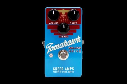 Greer Amps Tomahawk
