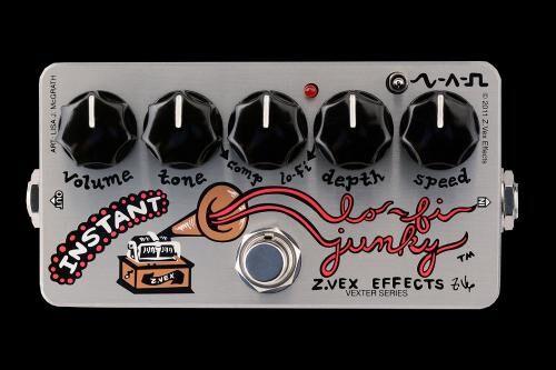 Z. Vex Lo-Fi Junky Vexter