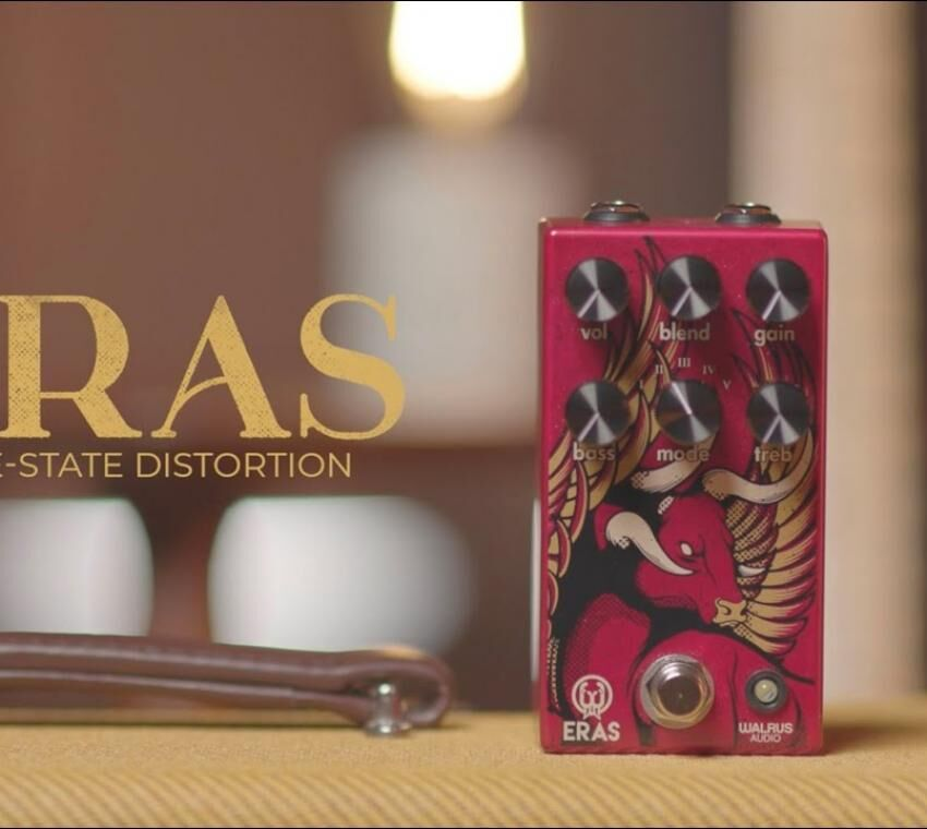 Walrus Audio Eras