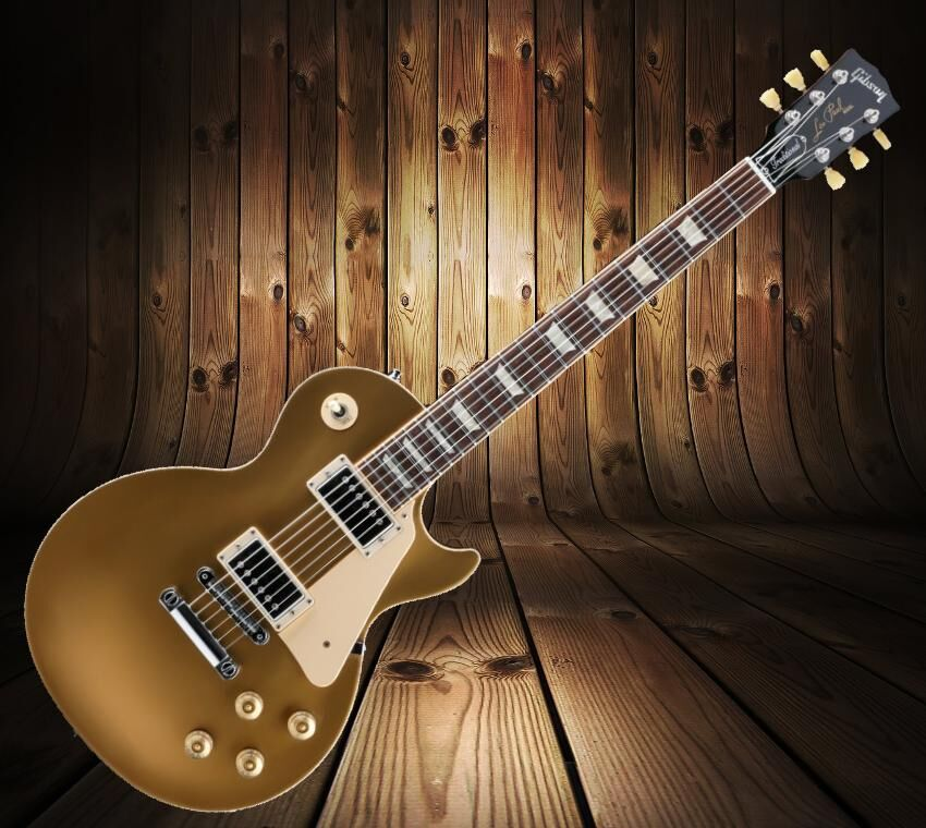 Gibson Les Paul Traditional GoldTop (GT-II)