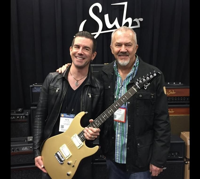 Suhr Standard Pro Pete Thorn 2019