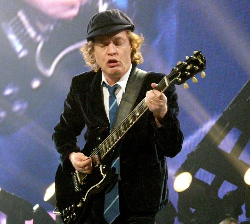 Gibson Angus Young SG (#325)