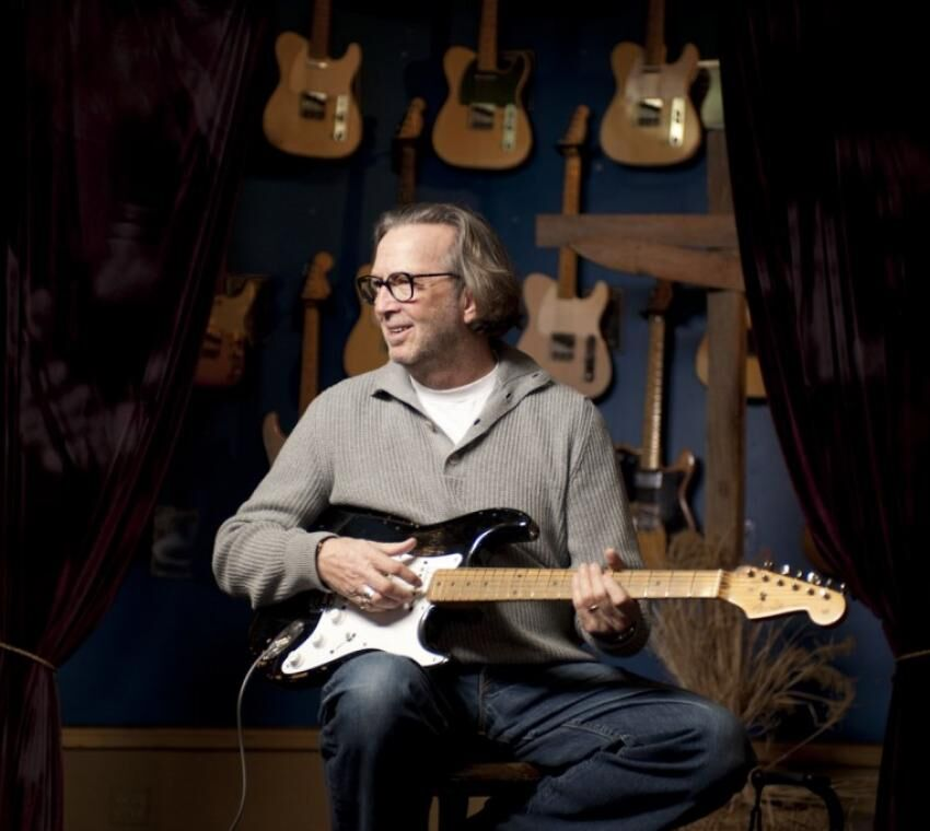 Fender Eric Clapton Stratocaster (#327)