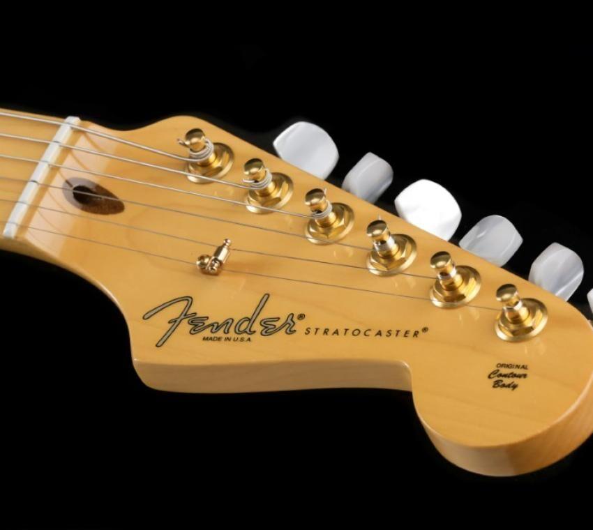 Fender 60th Commemorative Stratocaster (#336)
