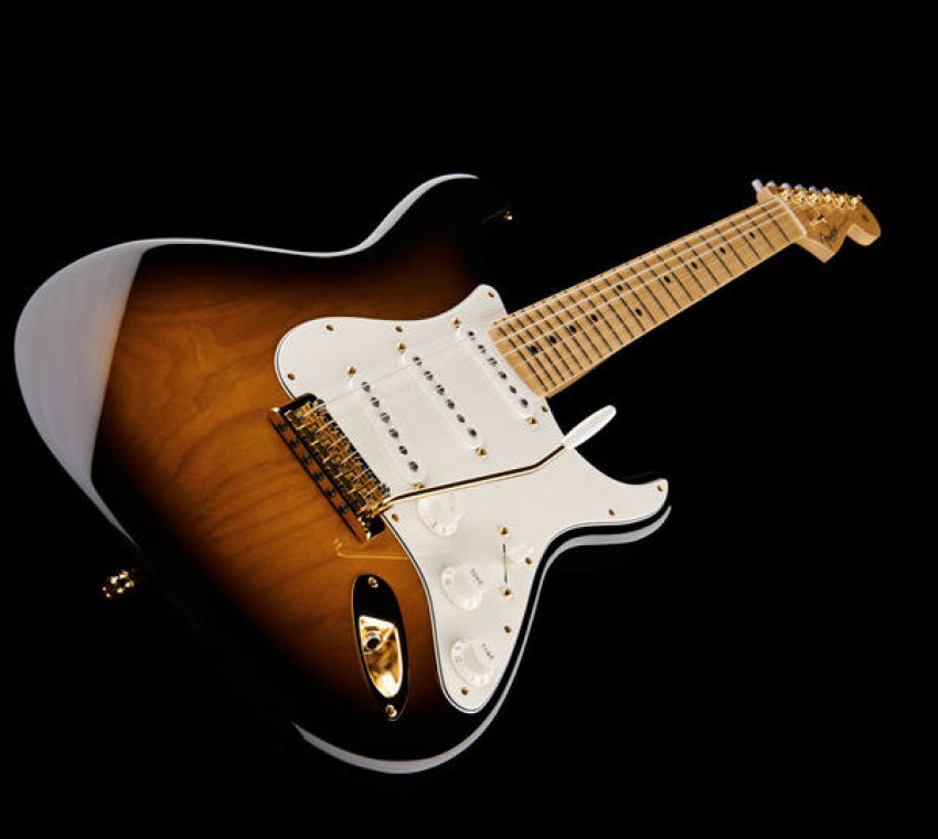 Fender 60th Commemorative Stratocaster (#336)