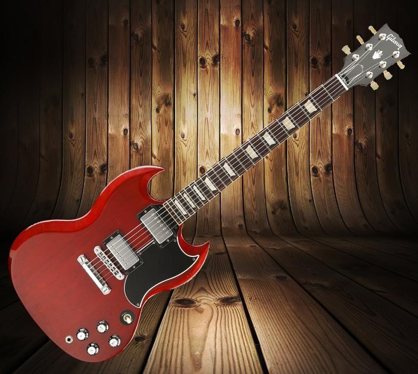 Gibson SG Standard '61 (#362)