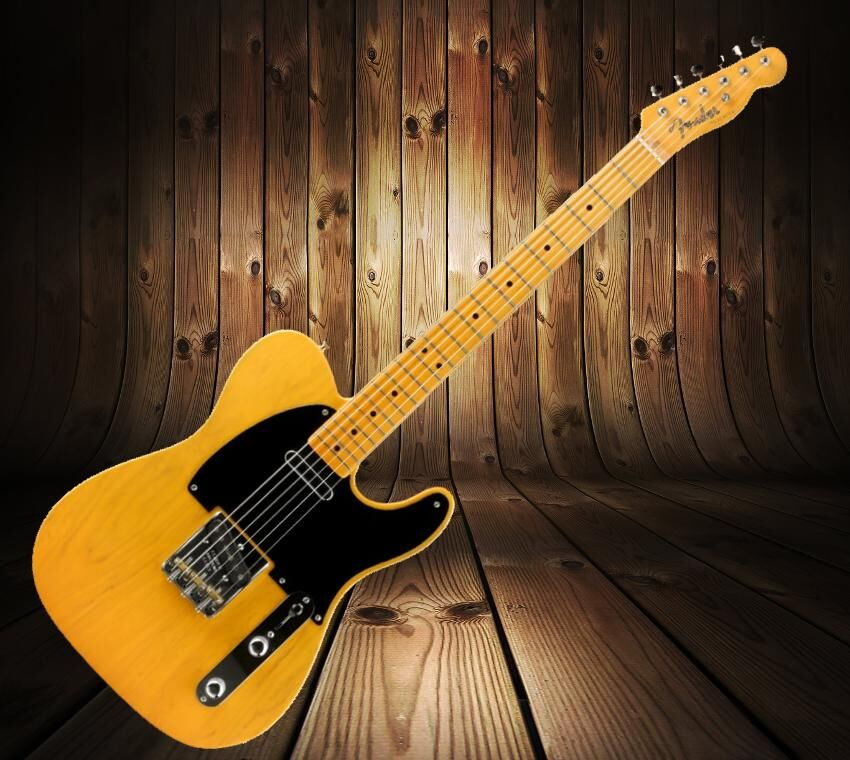 Fender American Vintage '52 Reissue Telecaster (#406)