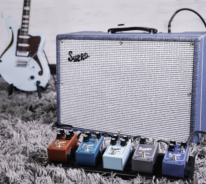 Supro Keeley Custom 12