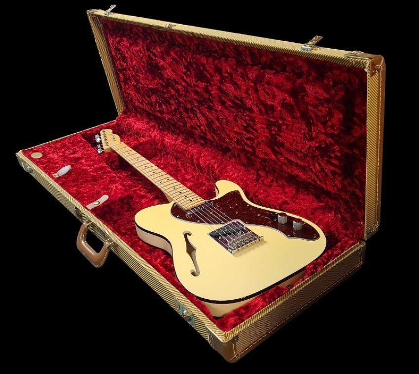 Fender Modern Thinline Telebration (#443)