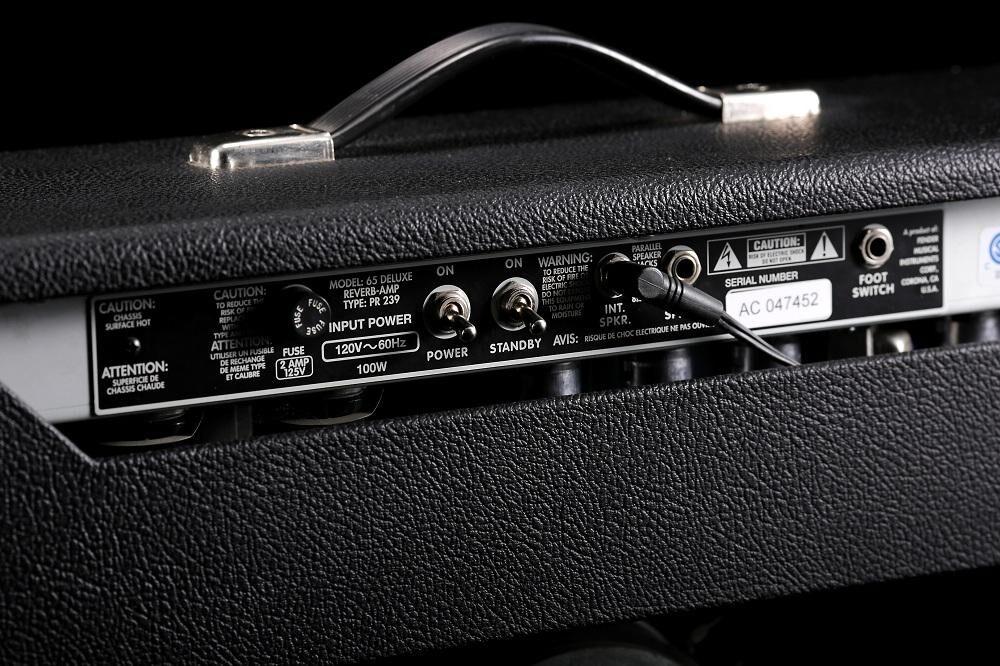 Fender '65 Deluxe Reverb Reissue (#218)