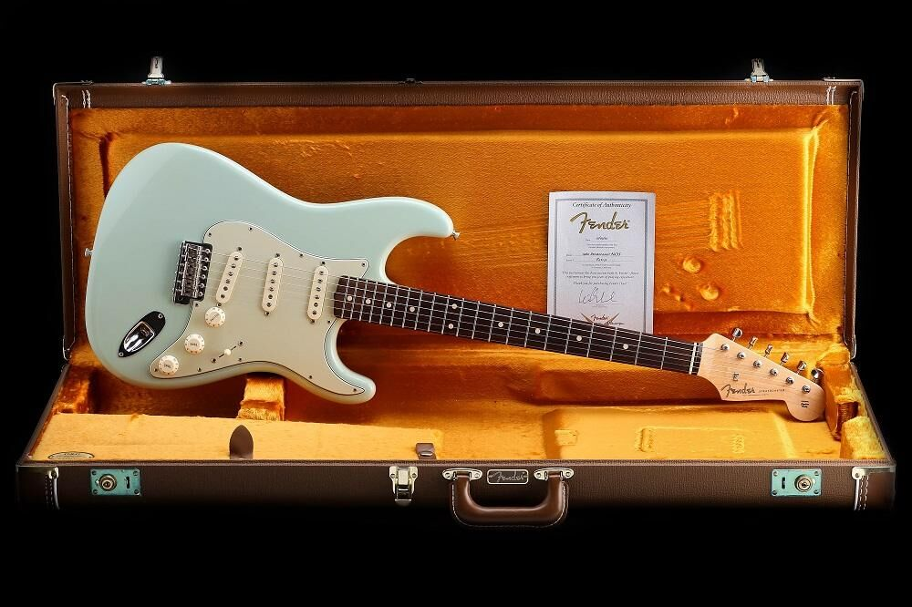 Fender Custom Shop 1960 Stratocaster NOS (#112)