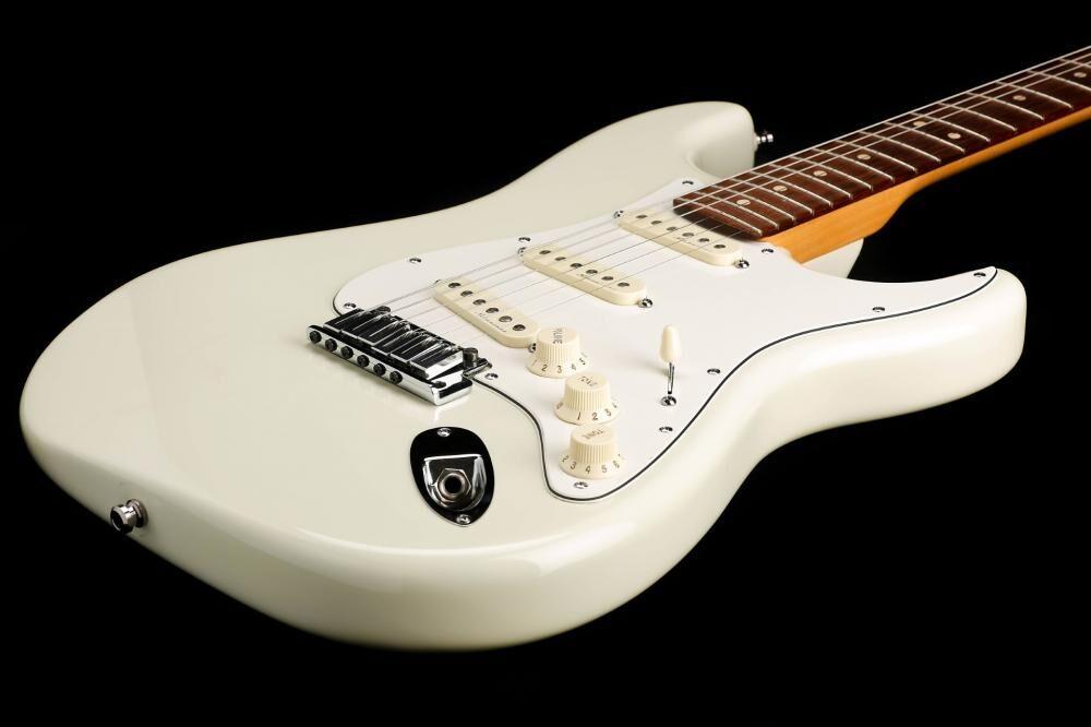 Fender Custom Shop Jeff Beck Stratocaster (#115)