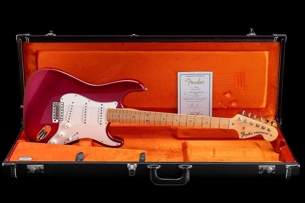 Fender Custom Shop Robin Trower Stratocaster (BoS)