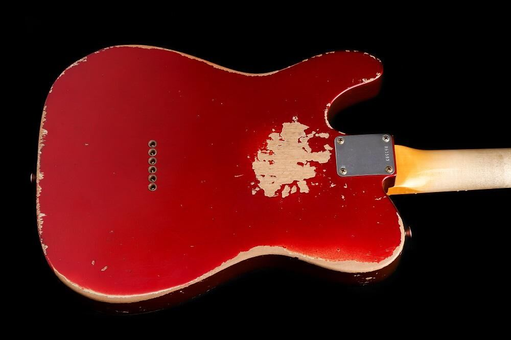 Fender Custom Shop '61 Telecaster Relic (SC-III)