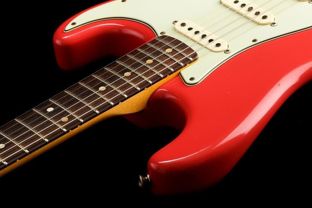Fender Custom Shop 1962 Stratocaster Journeyman Relic (LiR - V)