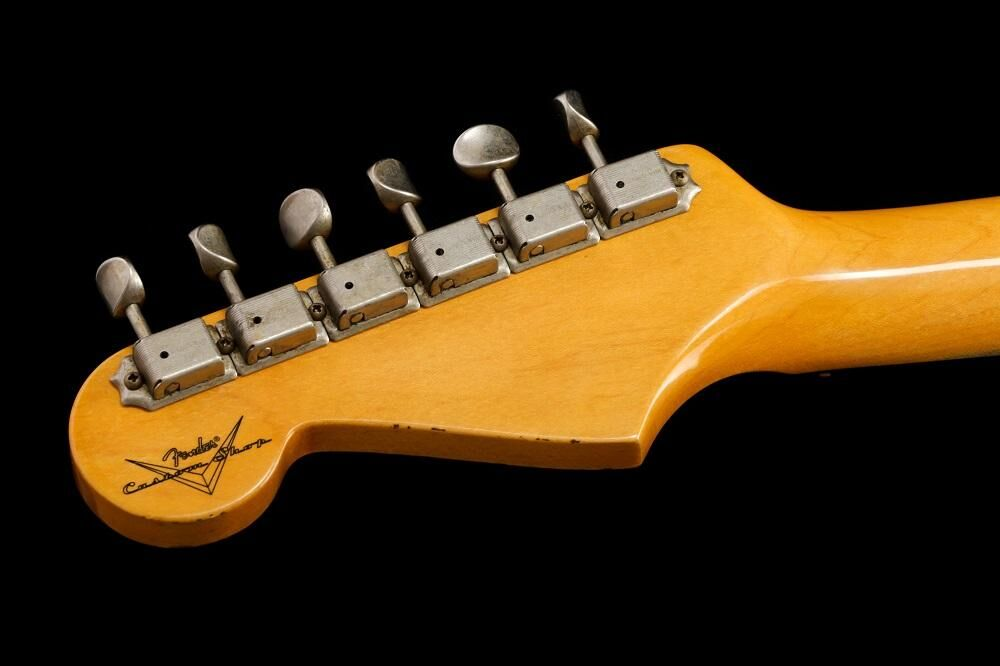 Fender Custom Shop 1962 Stratocaster Journeyman Relic (LiR - V)