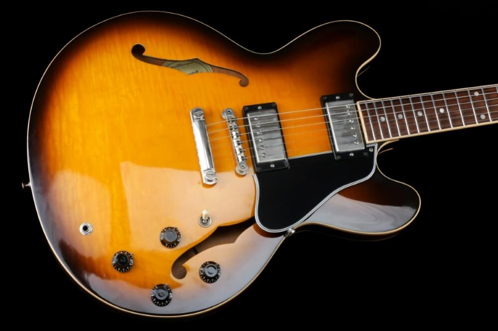 Gibson Custom ES-335 Dot Reissue (BS-IV)