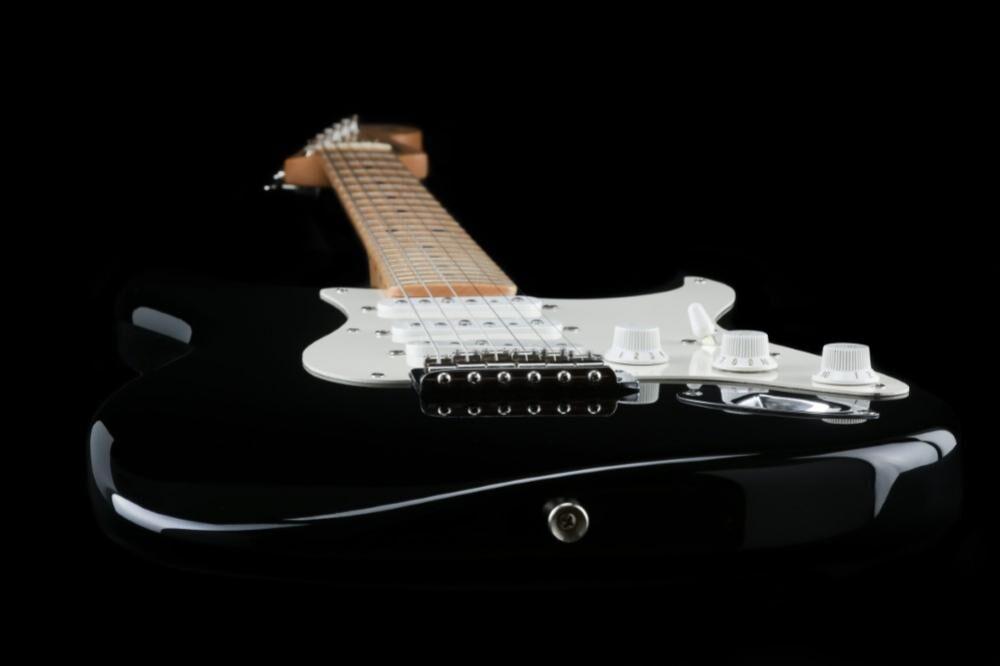 Fender Custom Clapton Stratocaster (BK-II)