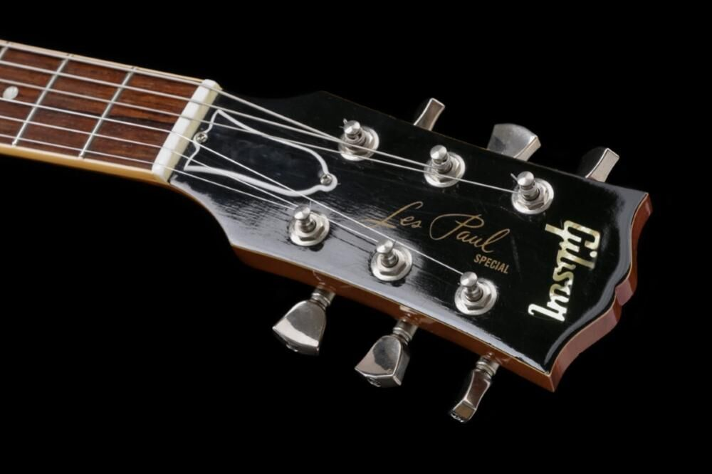 Gibson Custom Shop 1960 Les Paul Special Double Cut VOS