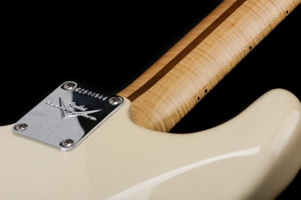 Fender Custom Shop Custom Classic Stratocaster (#321)