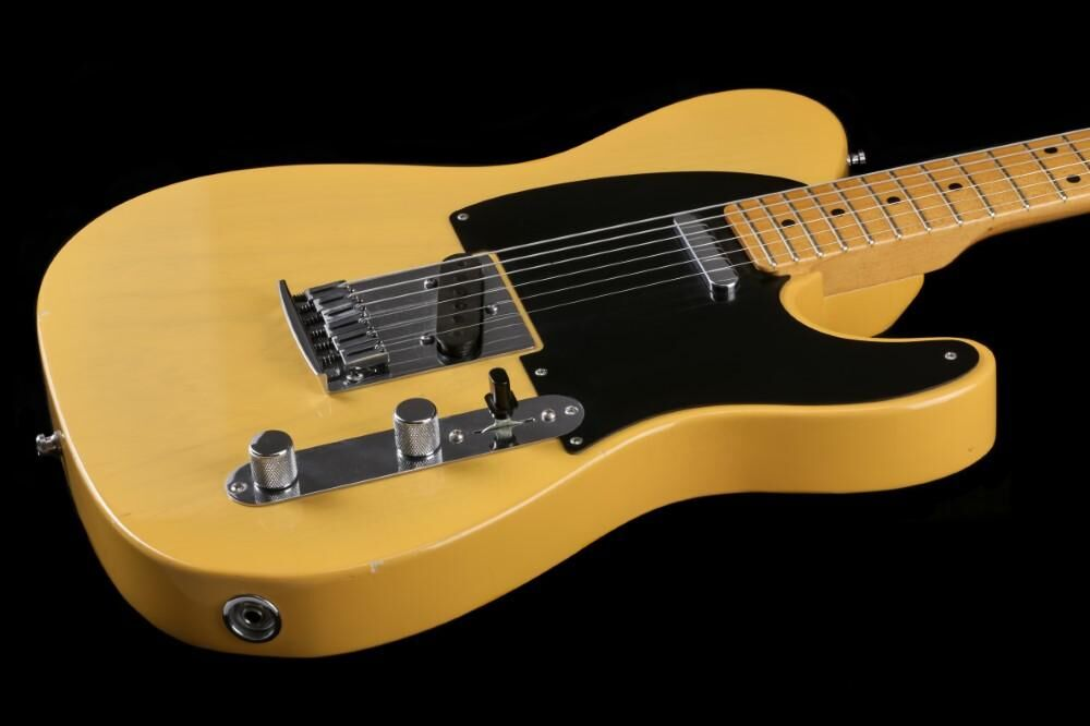 Fender Custom Shop Telecaster Pro Closet Classic (#334)