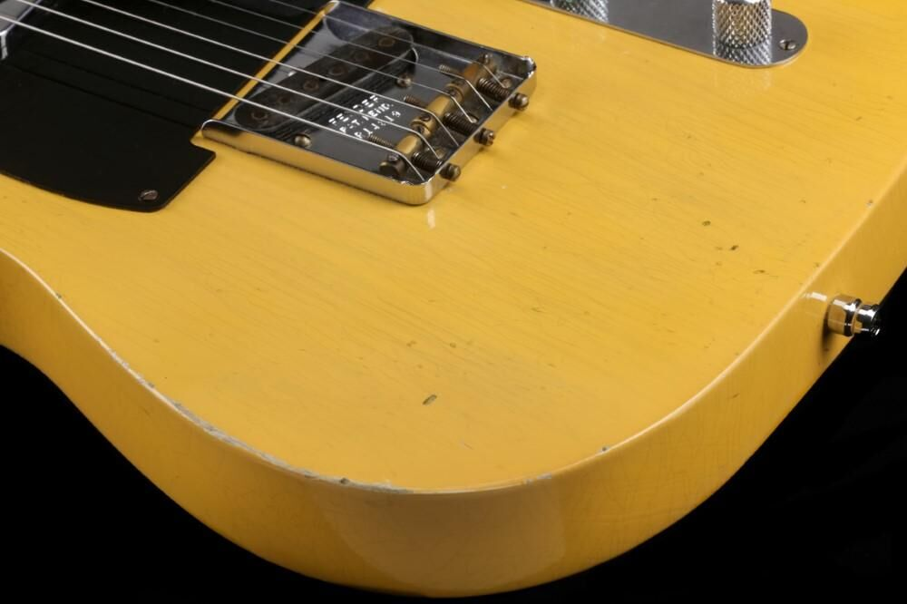 Fender Custom Shop '51 Nocaster Relic (#355)