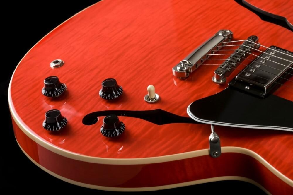 Gibson ES-335 Flame Top (#372)