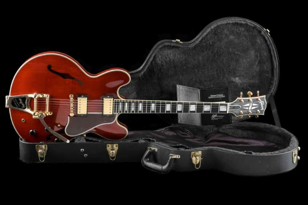 Gibson Custom Shop ES-355 (#386)