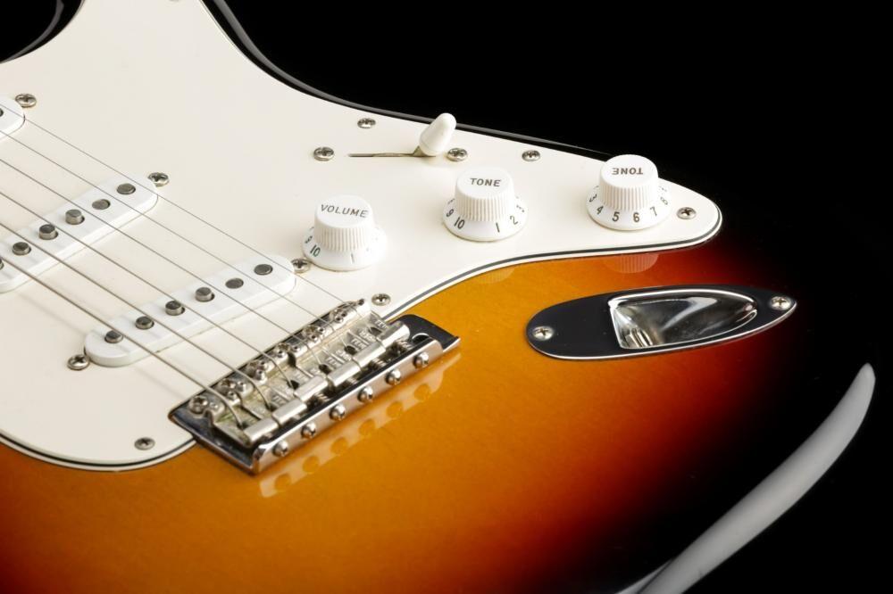 Fender Custom Shop '69 Stratocaster NOS (#268)