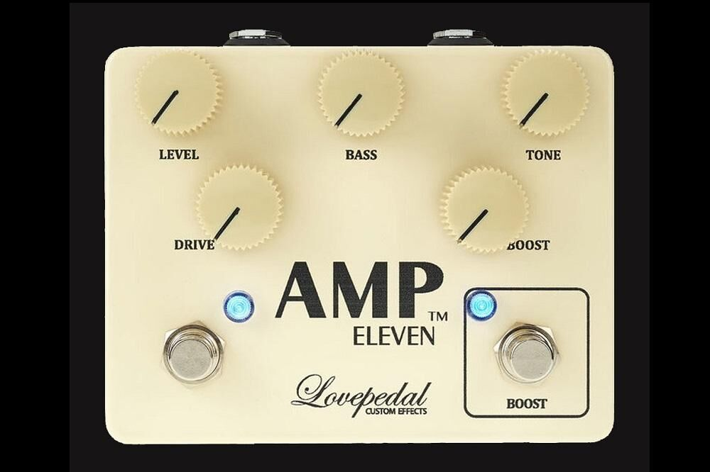 Lovepedal AMP11