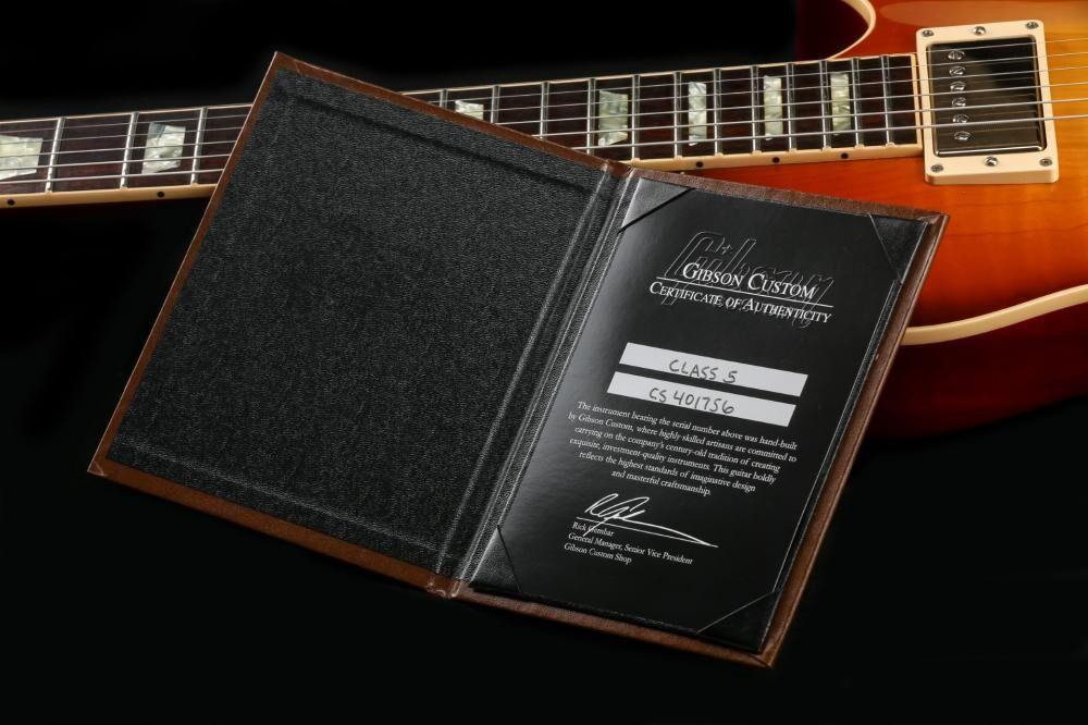 Gibson Custom Shop Les Paul Class 5 (#454)