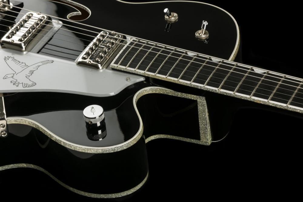 Gretsch G6136TSL Silver Falcon (#442)