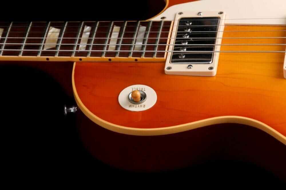 Gibson Custom Shop Les Paul Standard 1960 VOS (B-II)