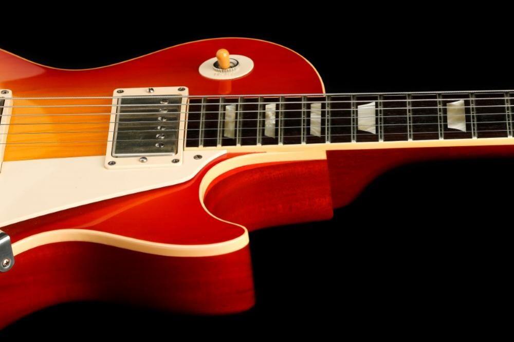 Gibson Custom Shop Les Paul Standard 1958 VOS (TB-II)