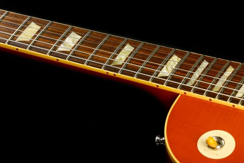Gibson Custom Shop Les Paul Standard 1958 Chambered Reissue (#445)