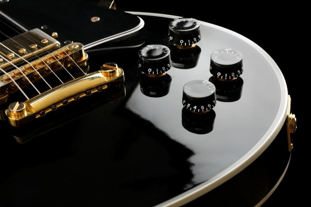 Gibson Custom Shop Les Paul Custom (HM)