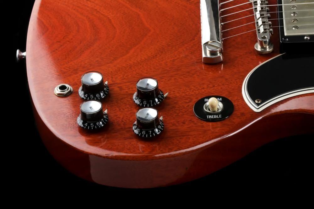Gibson Custom Shop Les Paul/SG Standard VOS (#422)