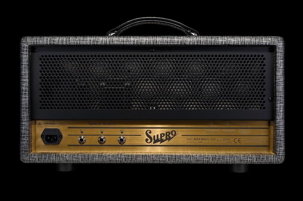 Supro Black Magick 1695TH