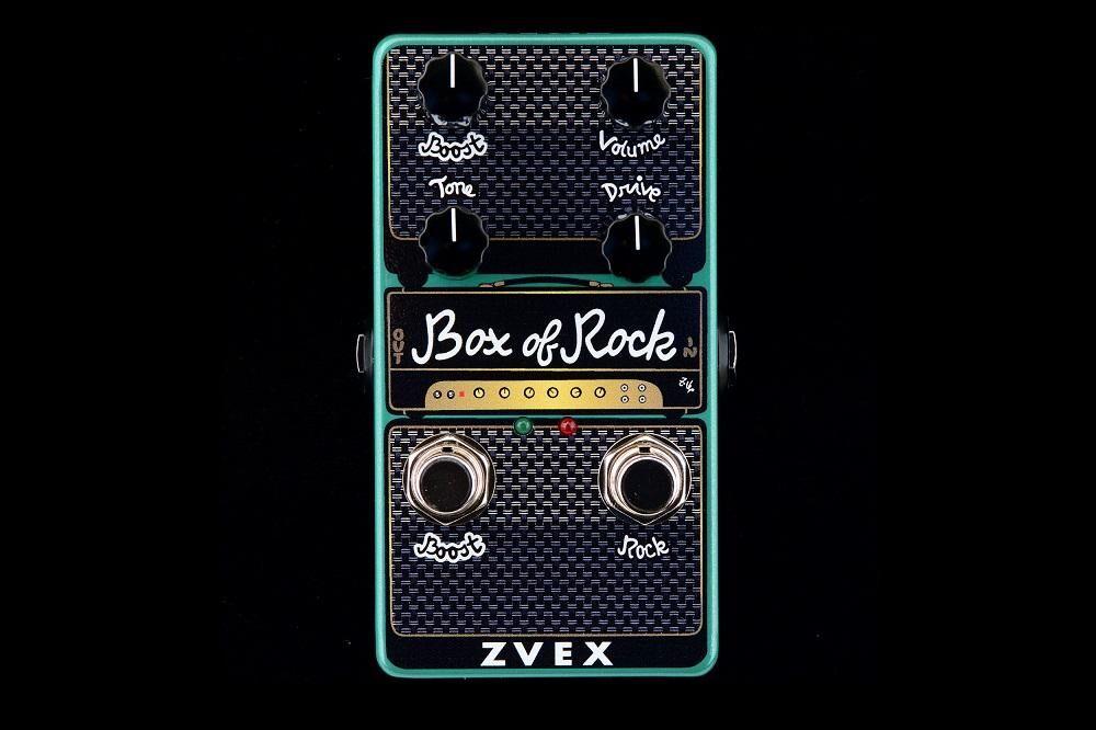 Z. Vex Box of Rock (Vexter)