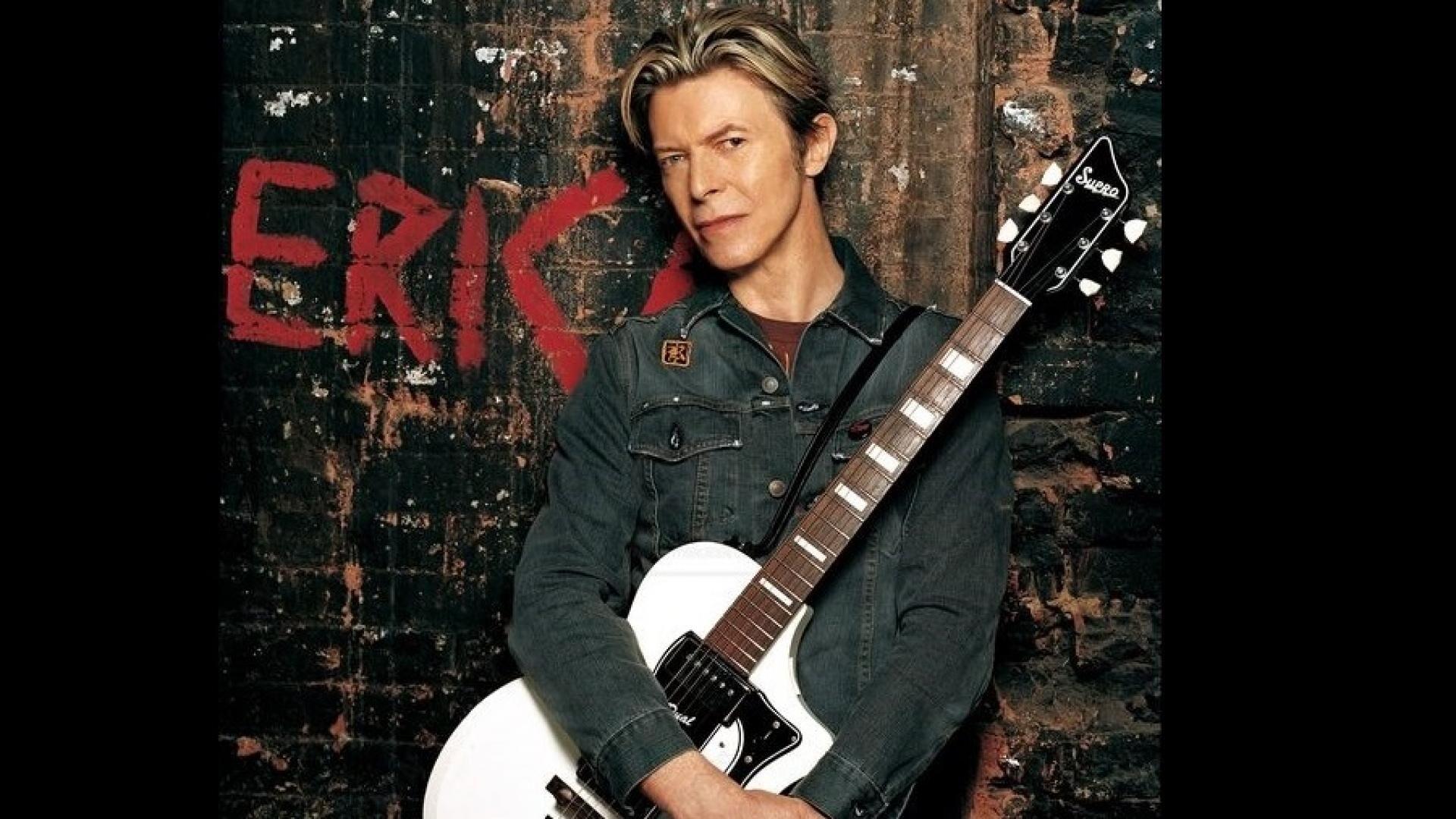 Supro David Bowie Dual Tone