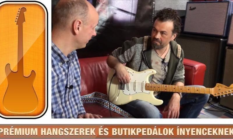 SelectGuitars 2019 - Legendák magyar szemmel 1. epizód
