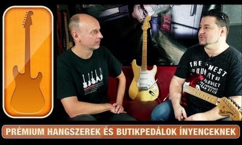 SelectGuitars 2019 - Legendák magyar szemmel 5. epizód
