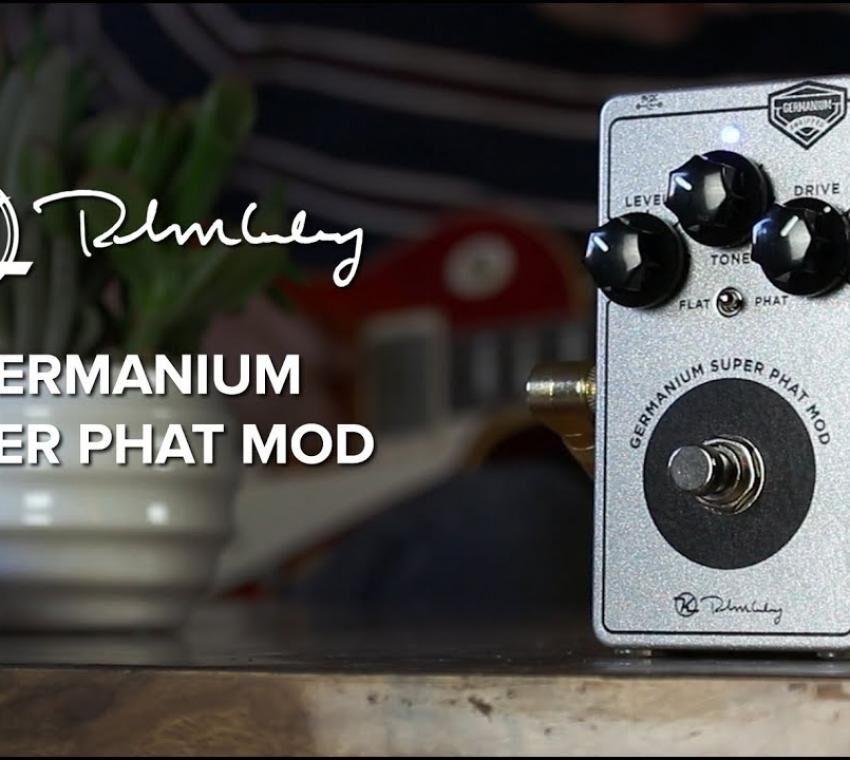 Keeley Germanium Super Phat Mod
