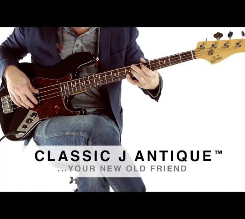 Suhr Classic J Antique