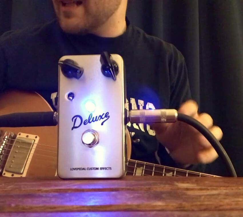 Lovepedal Deluxe Tweed