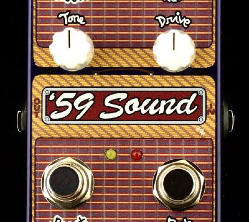 Z. Vex '59 Sound